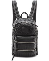 Marc By Marc Jacobs Domo Biker Backpack Black - Lyst
