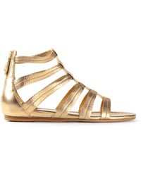 Car Shoe Gladiator Sandal - Lyst