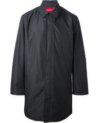 Victorinox - Zipped Padded Coat - Lyst