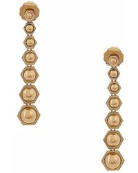 Rachel Zoe 'Mia' Linear Earrings gold - Lyst
