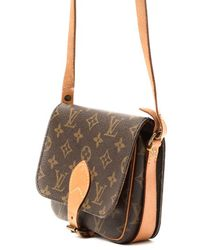Louis Vuitton Pre-Owned Cartouchiere Pm - Lyst