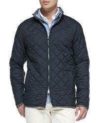 Peter Millar Chesapeake Quilted Jacket - Lyst