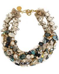 Madame Rêve | Rock Necklace | Lyst