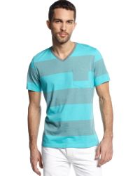 Inc International Concepts Mohawk Stripe Tshirt - Lyst