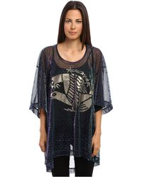 Vivienne Westwood Anglomania Chicken Sex Tunic - Lyst