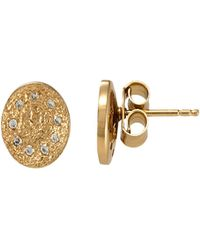 Melinda Maria - Clea Nelly Stud Earrings - Lyst