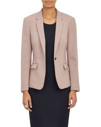 Rag & Bone Red March Blazer - Lyst