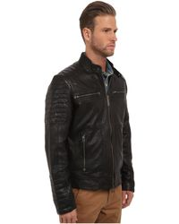 Affliction - Easy Rider Leather Jacket - Lyst