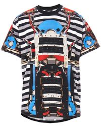 Givenchy Columbia Fit Robot Body Print Tshirt - Lyst