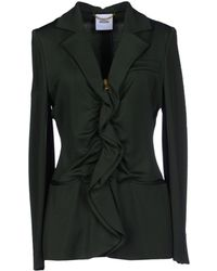Moschino Jacket - Lyst