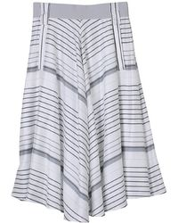 Waverly Grey - Siri Skirt - Lyst