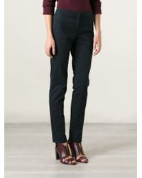 Incotex Tapered Leg Trousers - Lyst