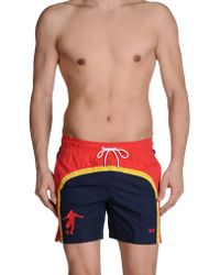 Pedro Del Hierro Madrid - Swimming Trunk - Lyst