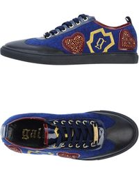 John Galliano Low Top  Trainers - Lyst