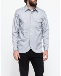 Need Supply Co. Army Shirt In Grey gray - Lyst