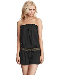 Lucky Brand - Coloursplash Romper Shorts - Lyst