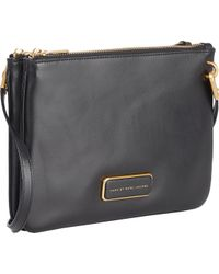 Marc Jacobs Double Percy Crossbody Bag - Lyst