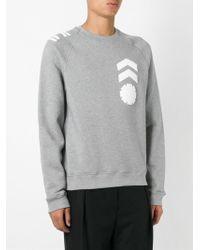 Andrea Pompilio - 'arnis' Sweatshirt - Lyst