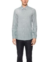 Marc Jacobs Chambray Shirt - Lyst