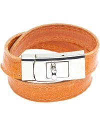 CC SKYE | Double Wrap Portico Bracelet | Lyst