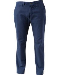 ourCaste - Wade Classic Chino Trousers - Lyst