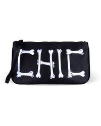 Moschino Cheap & Chic Clutch - Lyst