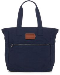 Marc By Marc Jacobs Canvas Square Tote - Lyst