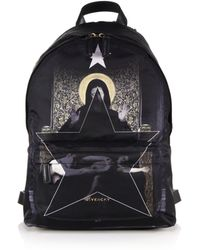 Givenchy Madonna Nylon & Leather Backpack - Lyst