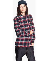 H&M Flannel Shirt - Lyst