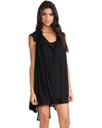 Cameo - Summertime Sadness Dress in Black - Lyst