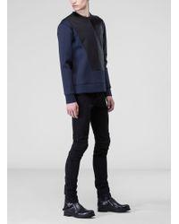 Costume National Black Slim Jeans - Lyst