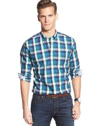 Tommy Hilfiger Wiggins Check Shirt - Lyst