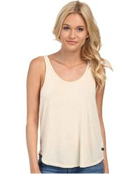 Obey Patti Tank Top - Lyst