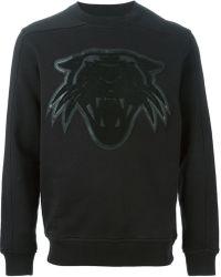 Diesel Black Gold 'Kallen-Panther' Sweatshirt - Lyst