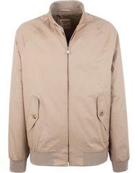 Gibson - Formal Full Zip Harrington Jacket - Lyst
