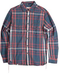 Alex Mill Plaid Chore Shirt - Lyst