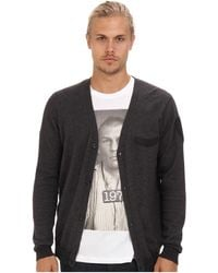 Diesel Gray Kaminia Sweater - Lyst