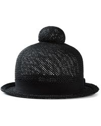 Henrik Vibskov -  Breakfast  Hat - Lyst 80147113357