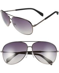 Marc By Marc Jacobs - 63mm Polarized Aviator Sunglasses - Lyst