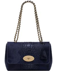 Mulberry B Medium Lily - Lyst