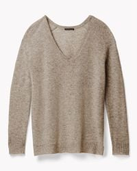 Theory Adrianna Lt Pullover In Cashmere - Lyst