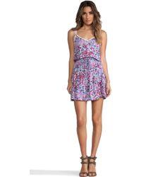 Tigerlily - Grasse Floral Dress - Lyst
