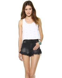 House of Harlow 1960 - Sunny Tank Top  - Lyst