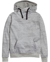 H&M Hooded Sweater - Lyst