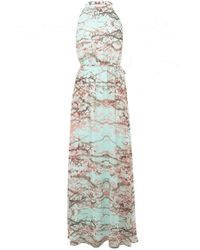Coast Cherry Blossom Maxi Dress - Lyst