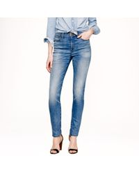 J.Crew Preorder Point Sur High Tower Skinny Jean in Epic Wash - Lyst