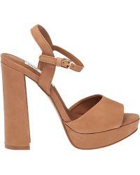 Steve Madden | Kierra Platform Sandals | Lyst