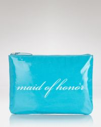 Kate Spade Cosmetics Case Maid Of Honor Wedding Belles - Lyst