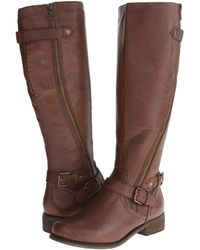 Steve Madden Brown Synicle - Lyst