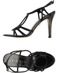 Lola Cruz Sandals - Lyst